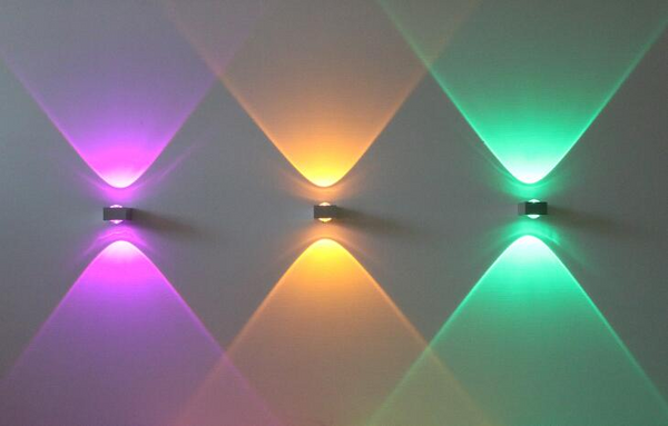 Modern LED Lamp 6W Up and Down Indoor Wall