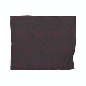Deep Rosett Fleece Blanket