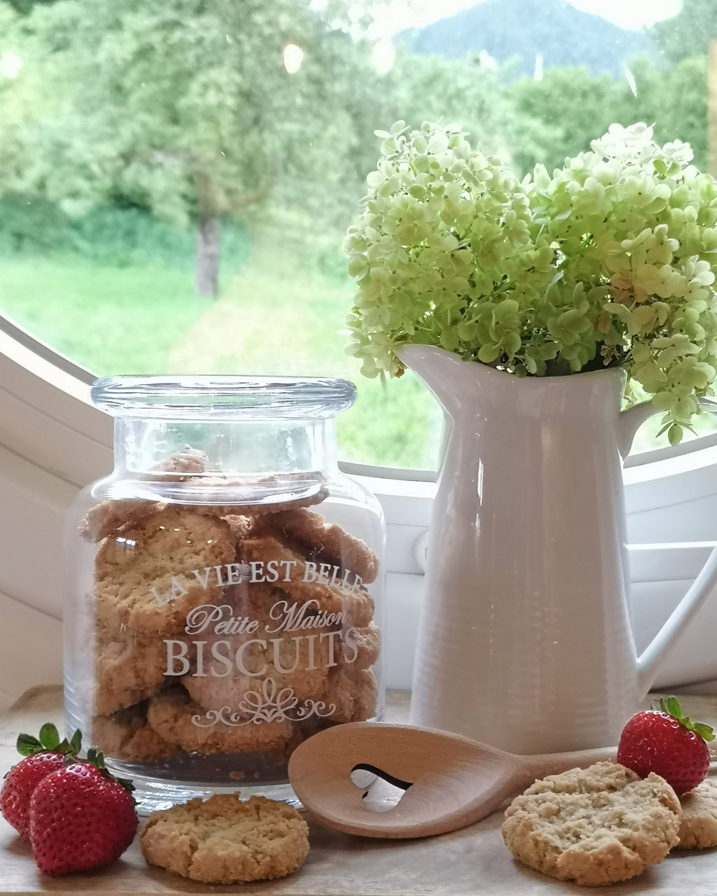 Glasdose Biscuits - LANCUNI