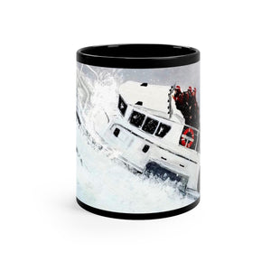 "Coast Guard Artwork Mug 11oz- ""Semper Paratus"""