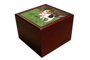 Personalized Wood Box