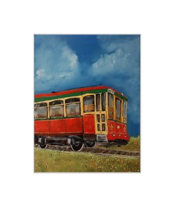 Astoria Trolley - Print