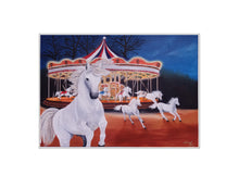 Load image into Gallery viewer, Escape from the Carousel - Print