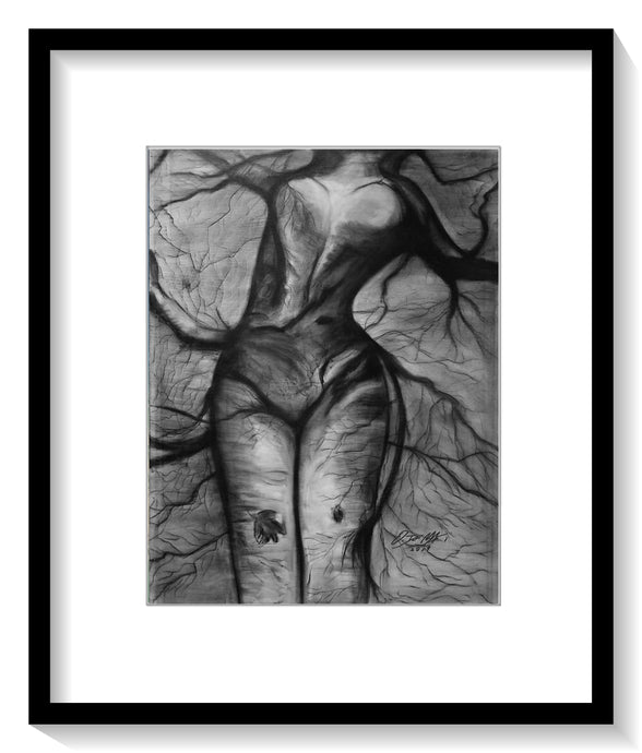Forest Woman - Print