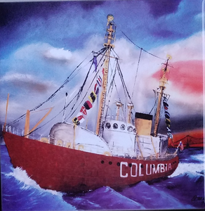 The Columbia Lives - Tile