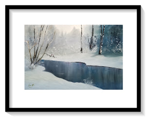 Winter is Coming - Print