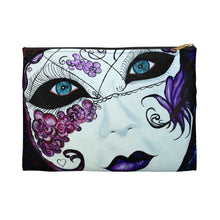 Load image into Gallery viewer, Venetian Mask Accessory Pouch