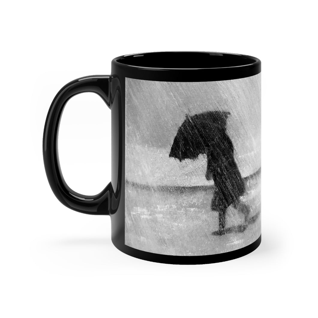 Rainy Day Artwork Mug 11oz -