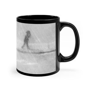 "Rainy Day Artwork Mug 11oz - ""Rainy Day"""