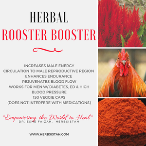 ROOSTER BOOSTER PROGRAM (For Men)