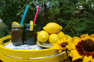 Herbally Lemony Green Detox