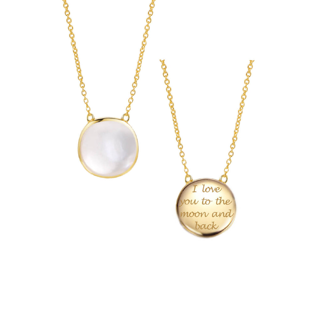 18K Gold Plated LUNA Collection