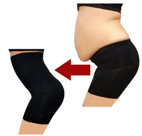 HIGH-WAISTED PANTY SHAPEWEAR FOR WOMEN