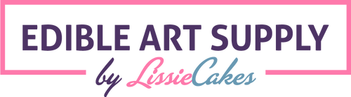 Edible Art Supply by Lissiecakes logo