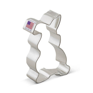 Floppy Bunny Cookie Cutter 3 3/4""