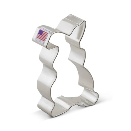 Floppy Bunny Cookie Cutter 3 3/4