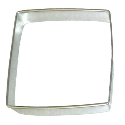 Square Cookie Cutter 3