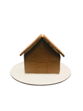 LissieCakes Deluxe Gingerbread House Kit - Ready to Decorate