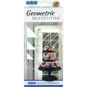 Geometric MultiCutter - Right Angle Set of 3 by PME