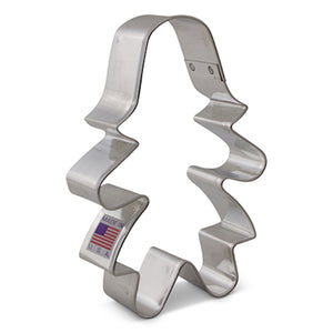 Gingerbread Woman Cookie Cutter 4 1/2""