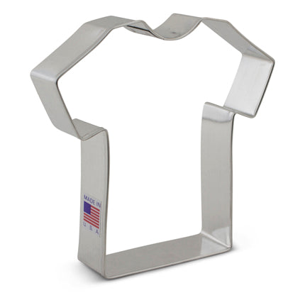 T-Shirt Cookie Cutter 4 1/2