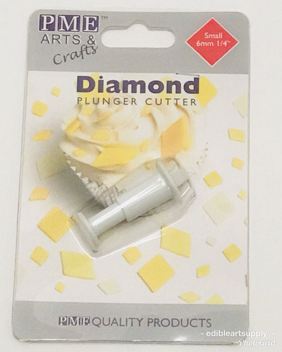 PME Plunger Cutter - Diamond