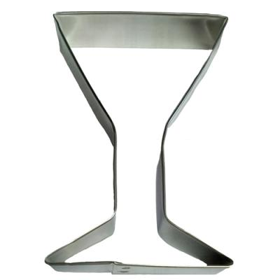 Martini Glass Cookie Cutter 4-1/2