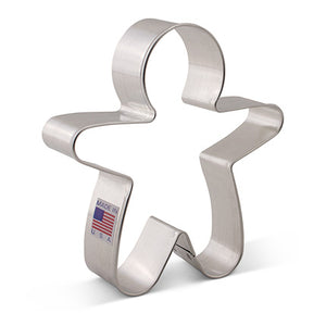 Gingerbread Man Cookie Cutter 5""