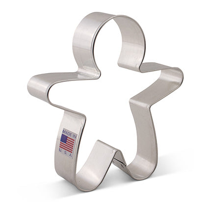 Gingerbread Man Cookie Cutter 5