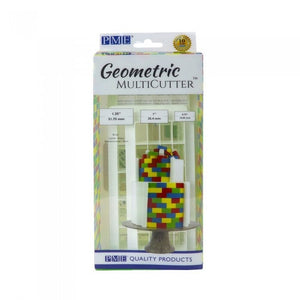 Geometric MultiCutter - Brick Set of 3 by PME