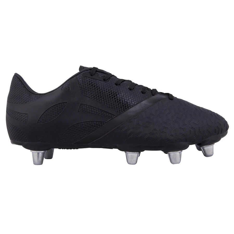 Gilbert KAIZEN X 3.1 Power 6 Stud Junior Rugby Boots