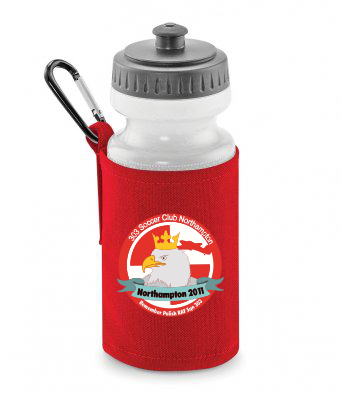 303 Soccer Club Water Bottle