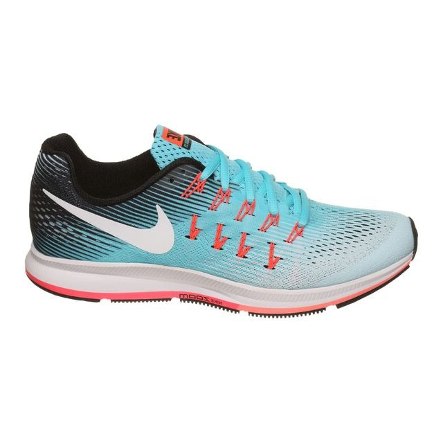 Nike Air Zoom Pegasus 33 Womens Glacier Blue