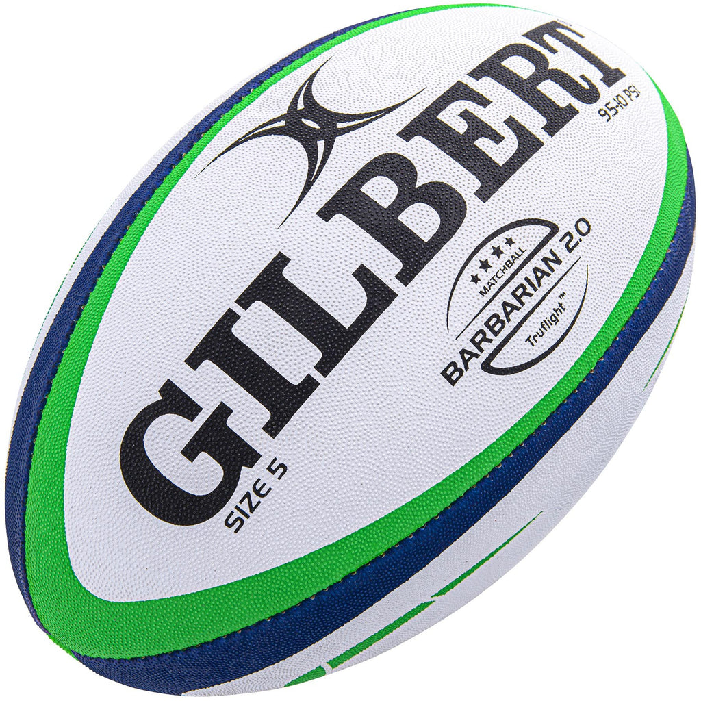 Gilbert Barbarian Rugby Ball
