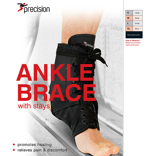 Precision Ankle Brace With Stays