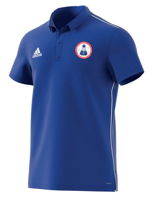 Apollo Badminton Adidas Core Climalite Polo