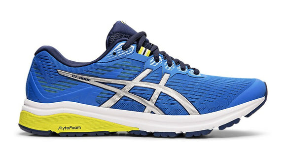 Asics GT-1000 8 Mens Electric Blue/Silver