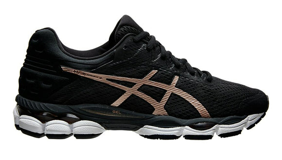 Asics Gel-Glorify 4 Womens Black/Rose Gold