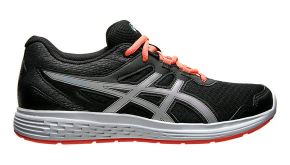 Asics Gel-Ikaia 9 Womens Black/Pure Silver