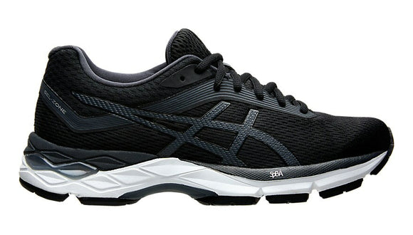 Asics Gel Zone 7 Womens Black/Carrier Grey