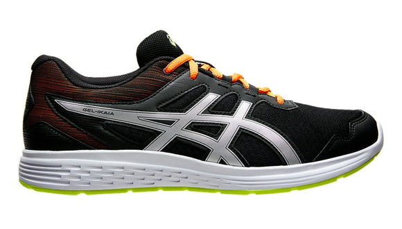 Asics Gel-Ikaia 9 Mens Black/Pure Silver