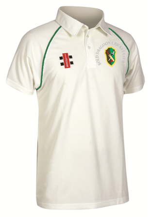 Bold Dragoon Gray Nicolls Matrix Playing Shirt