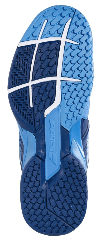Babolat Propulse Fury All Court Mens Tennis Shoe Blue