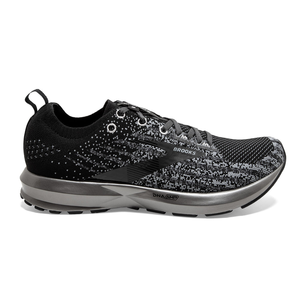 Brooks Levitate 3 Mens Black/Silver
