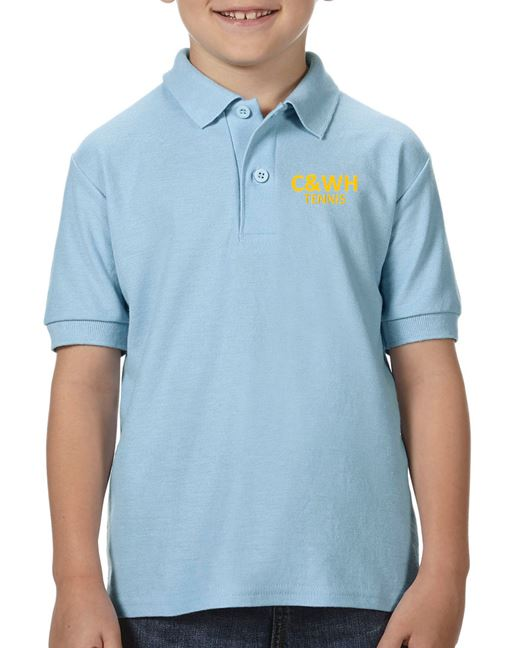 C&WH Tennis Kids Polo Shirt