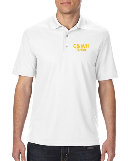 C&WH Tennis Mens Polo Shirt