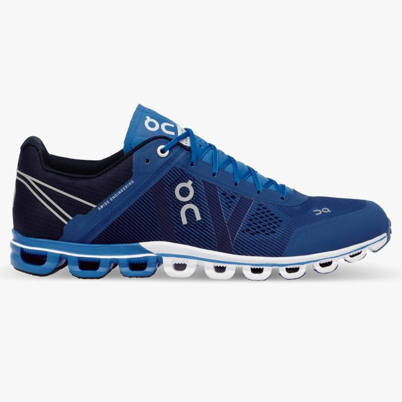 ON Cloudflow Mens River/Navy