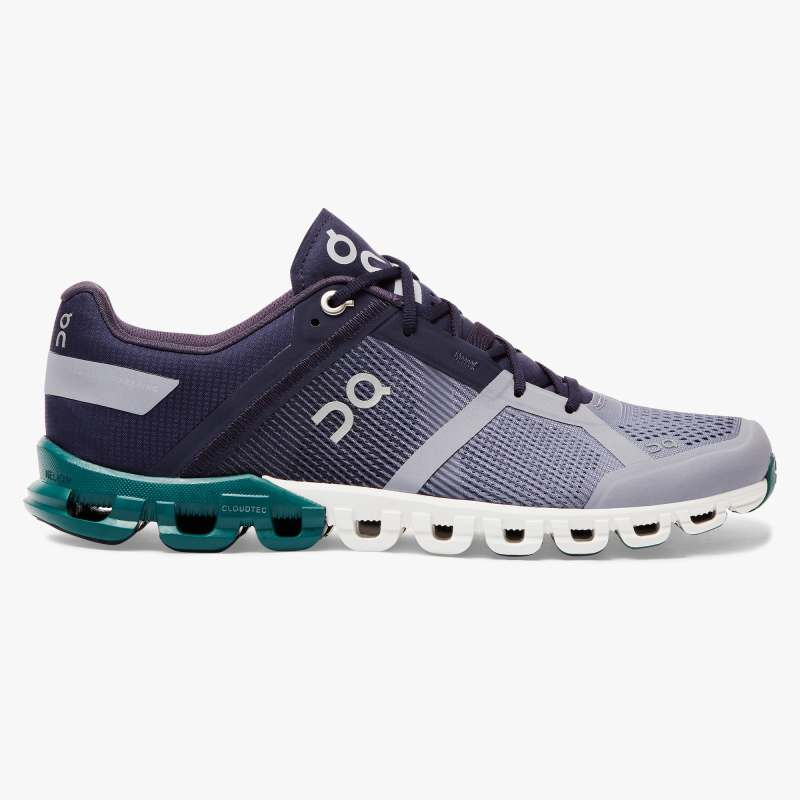 ON Cloudflow Womens Violet/Tide