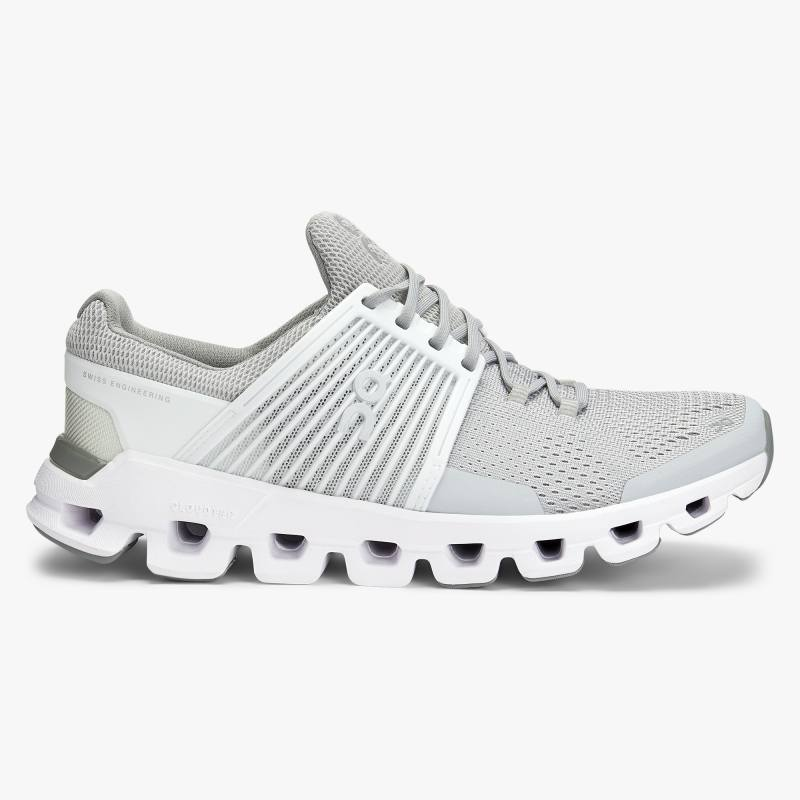 ON Cloudswift Womens Glacier/White