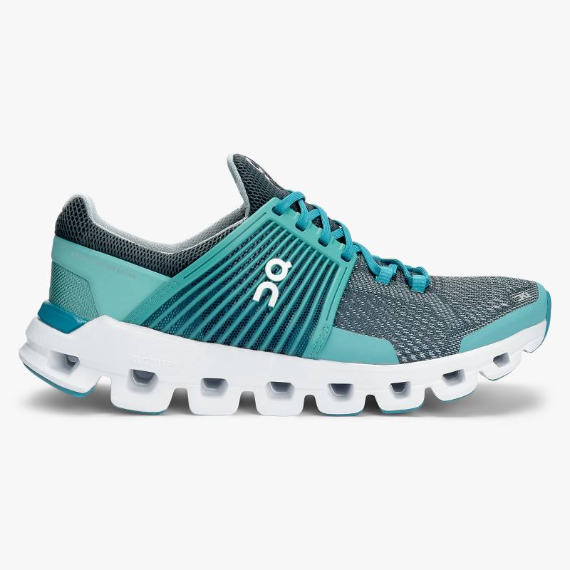 ON Cloudswift Womens Teal/Storm